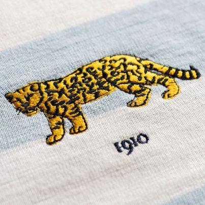 Argentina 1910 Vintage Rugby Shirt_Logo