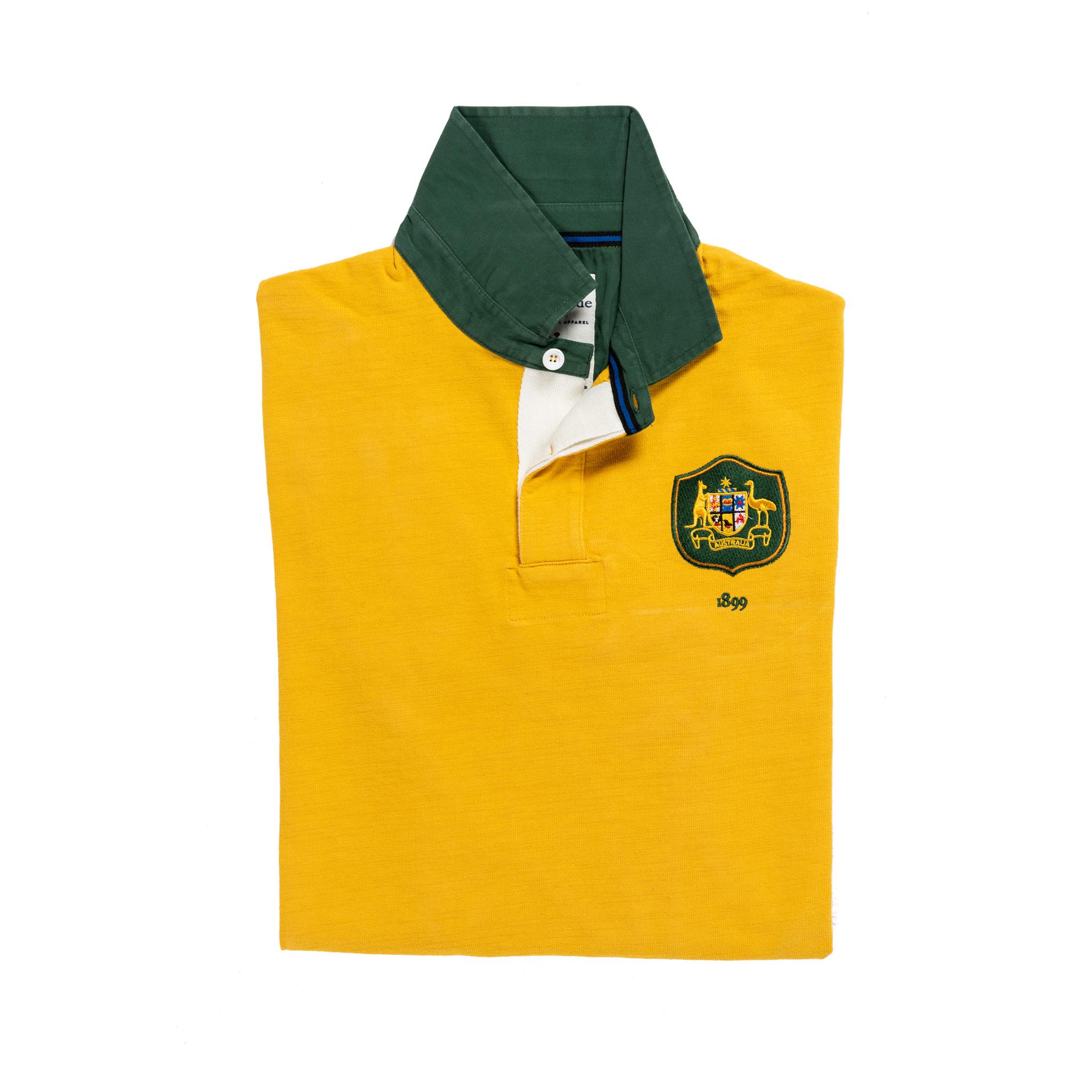 Australia 1899 Vintage Rugby Shirt