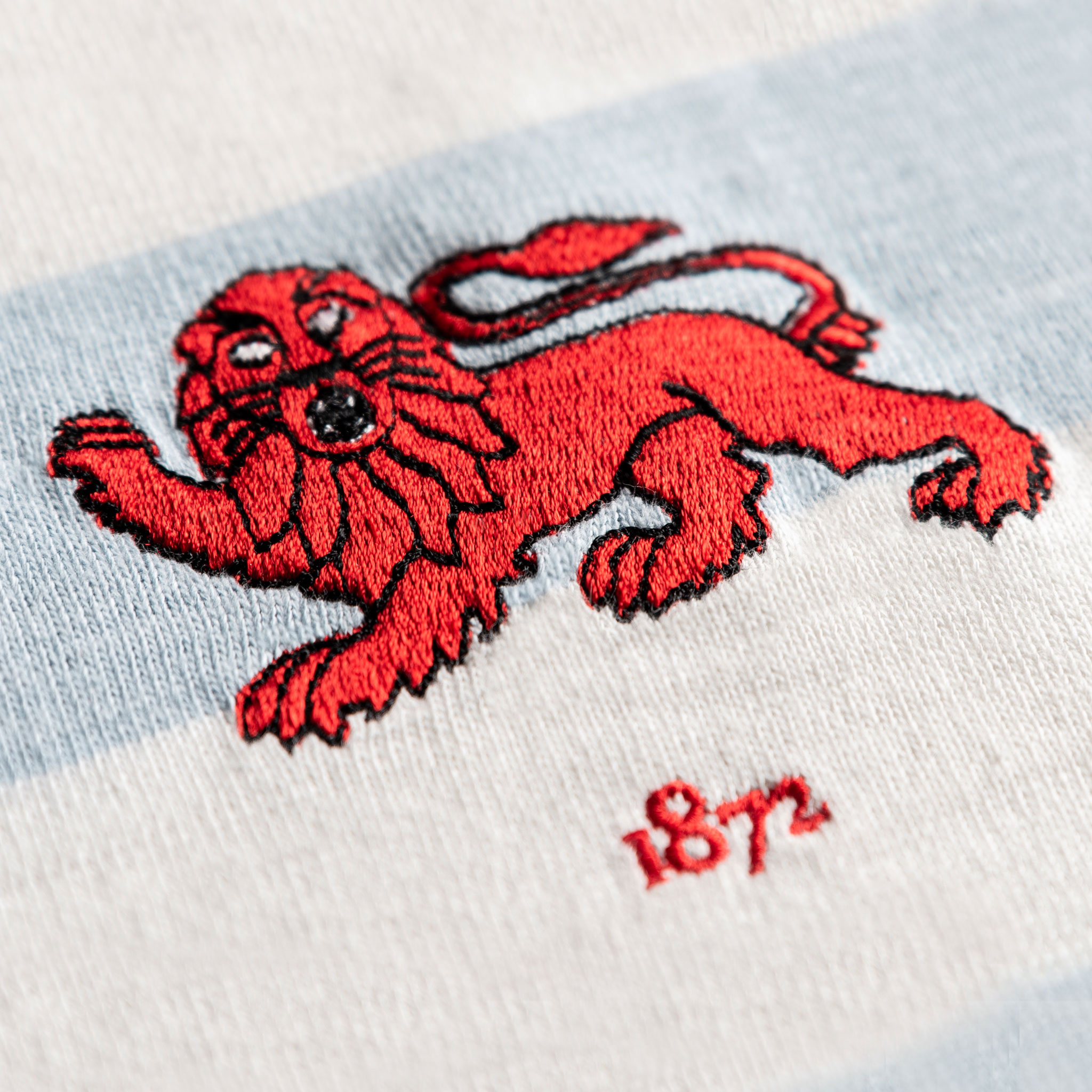 Cambridge 1872 Vintage Rugby Shirt_Logo