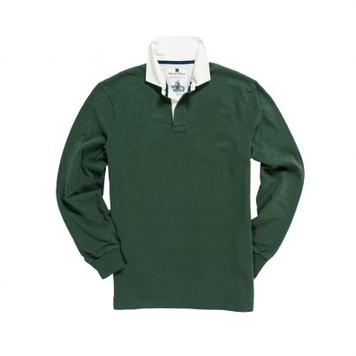 CLASSIC GREEN 1871 RUGBY SHIRT