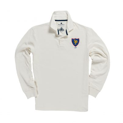 FRANCE 1906 RUGBY SHIRT – AWAY