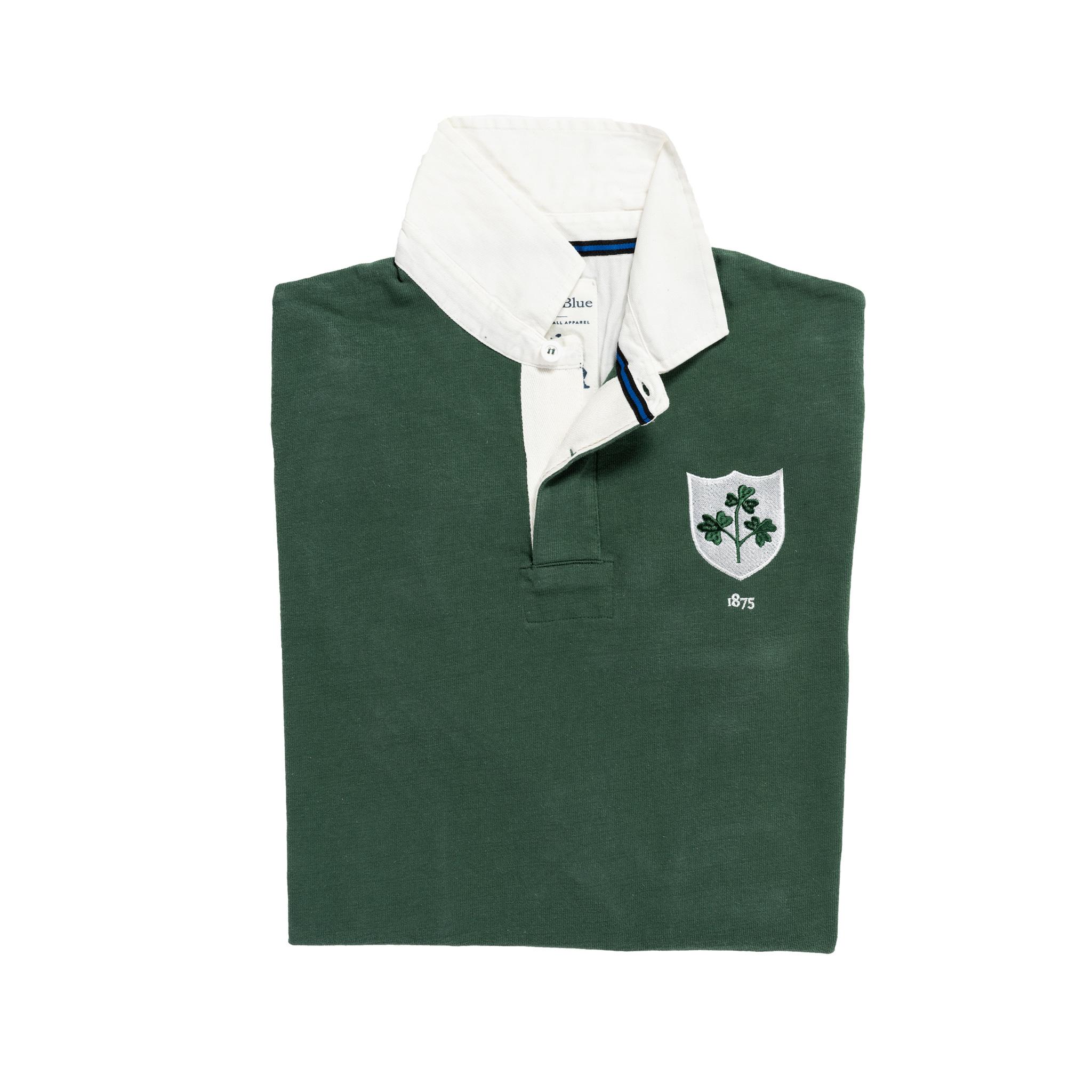 Ireland 1875 Vintage Rugby Shirt