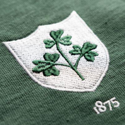 Ireland 1875 Vintage Rugby Shirt_Logo