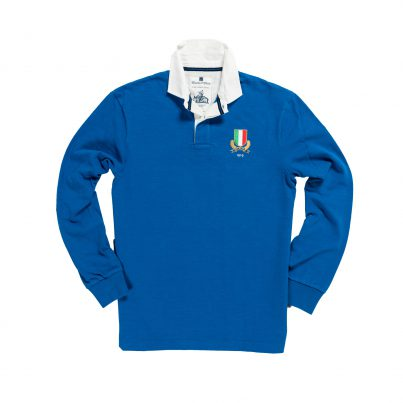 ITALY 1929 VINTAGE RUGBY SHIRT