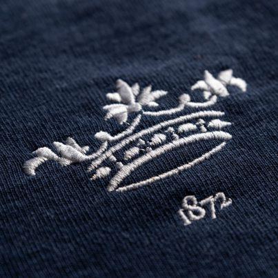 Oxford 1872 Vintage Rugby Shirt_Logo