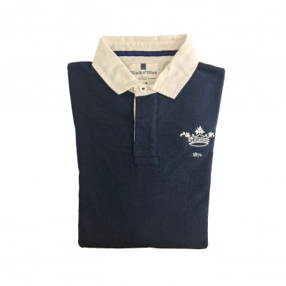OXFORD 1872 VINTAGE WOMENS RUGBY SHIRT