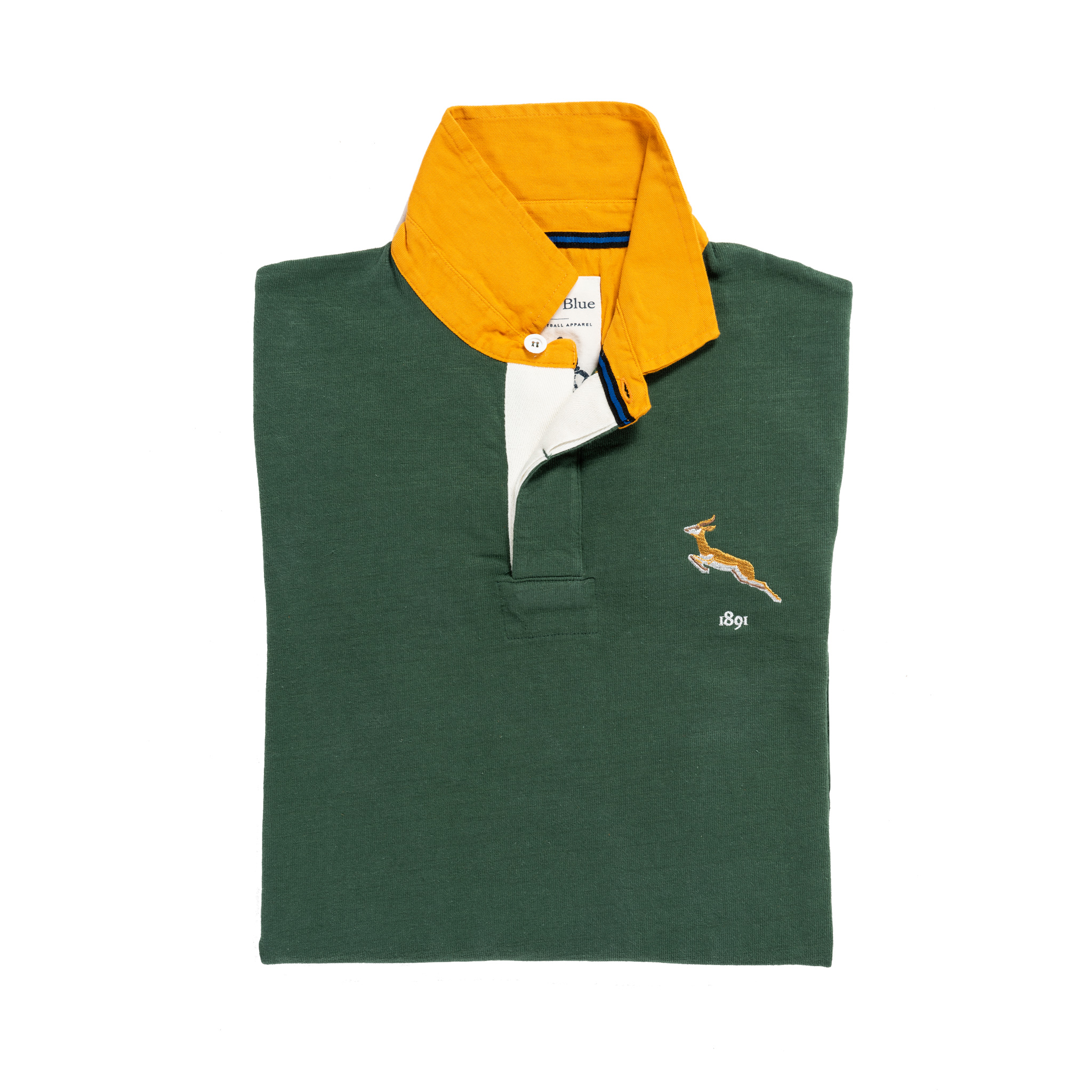South Africa 1891 Vintage Rugby Shirt