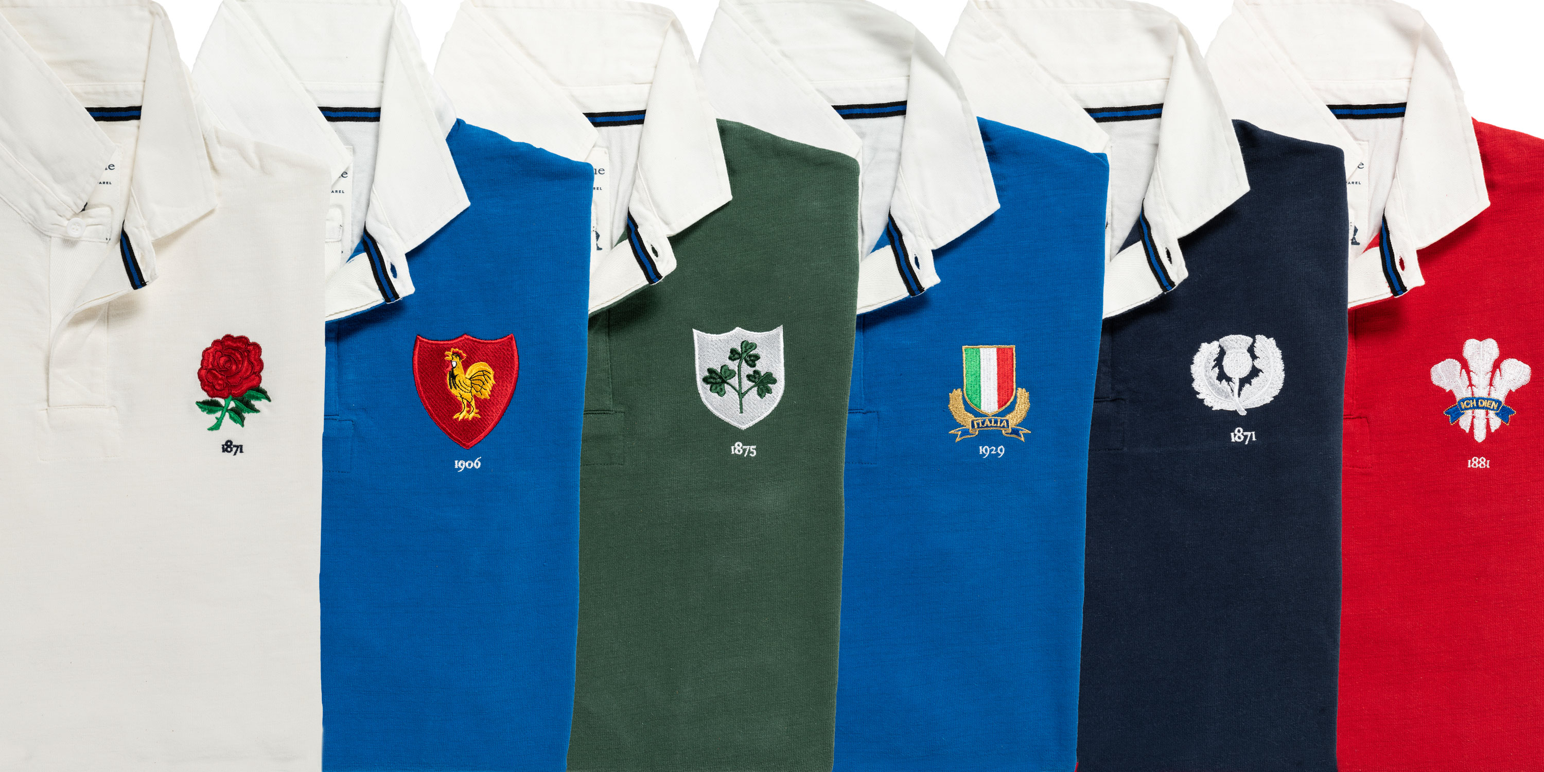 Six Nations Rugby Shirt