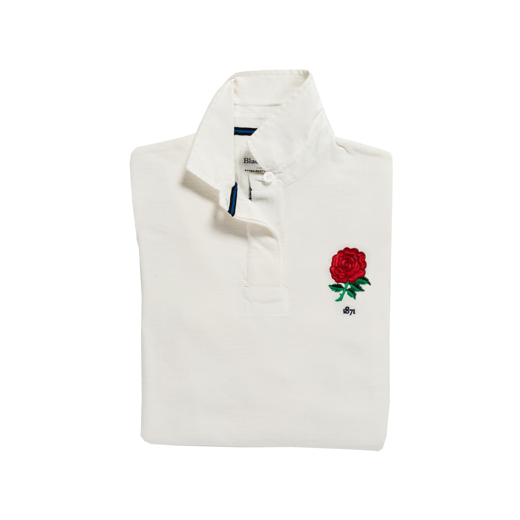 Women's England 1871 Vintage Rugby Shirt