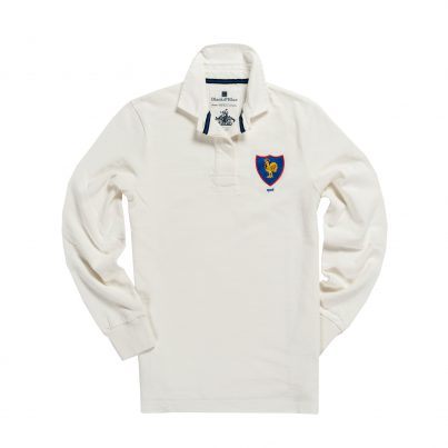 FRANCE 1906 WOMEN'S RUGBY SHIRT – AWAY