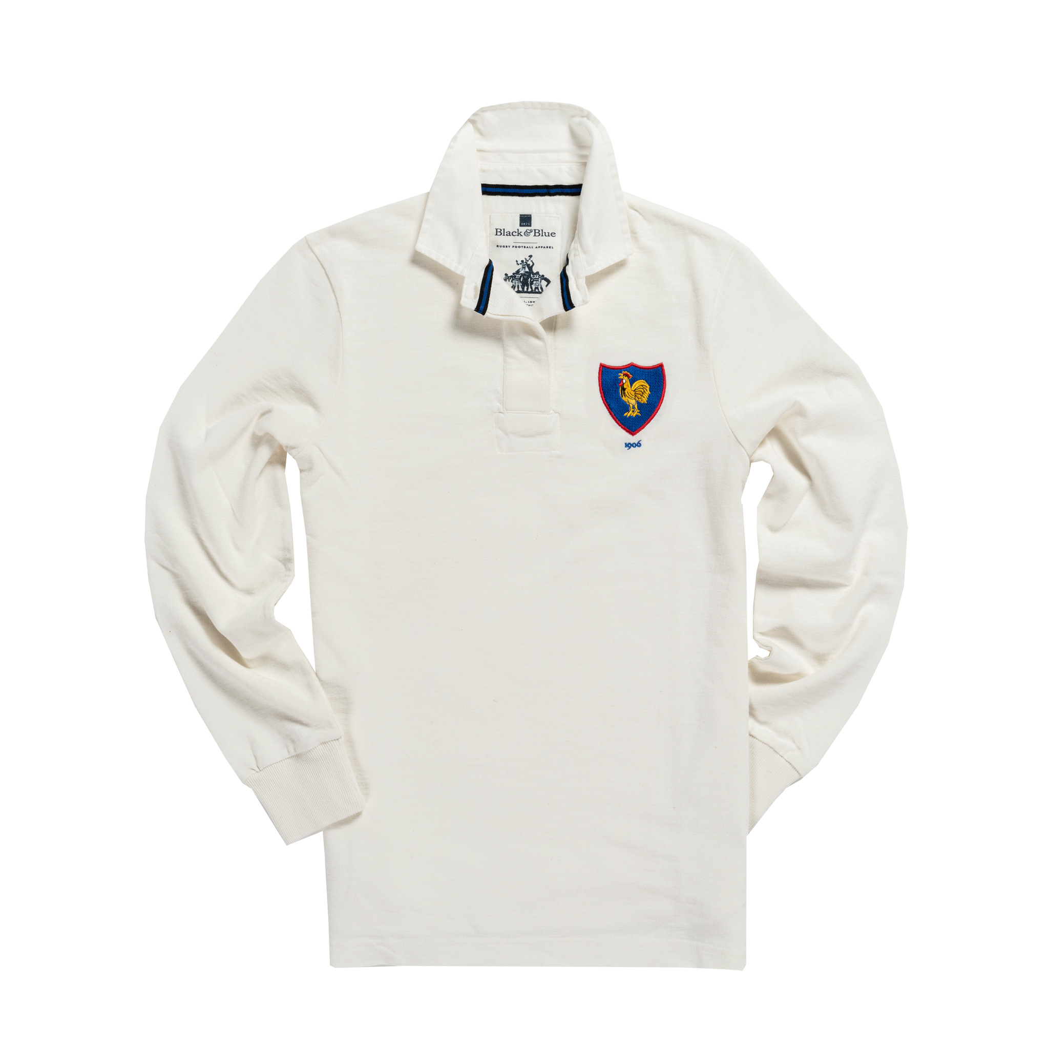 Women's France 1906 Vintage Rugby Shirt