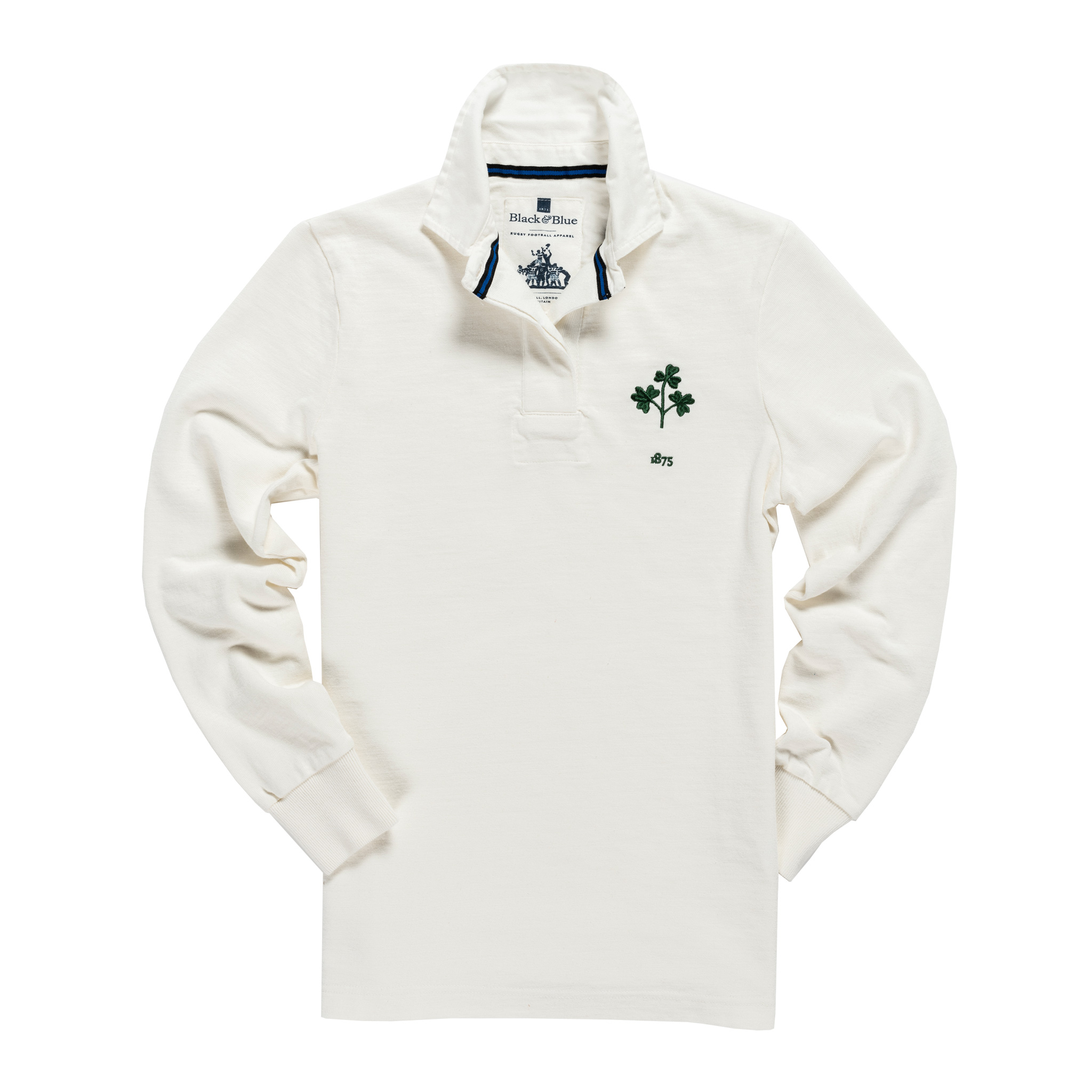 Women's Ireland 1875 Vintage Rugby Away Shirt