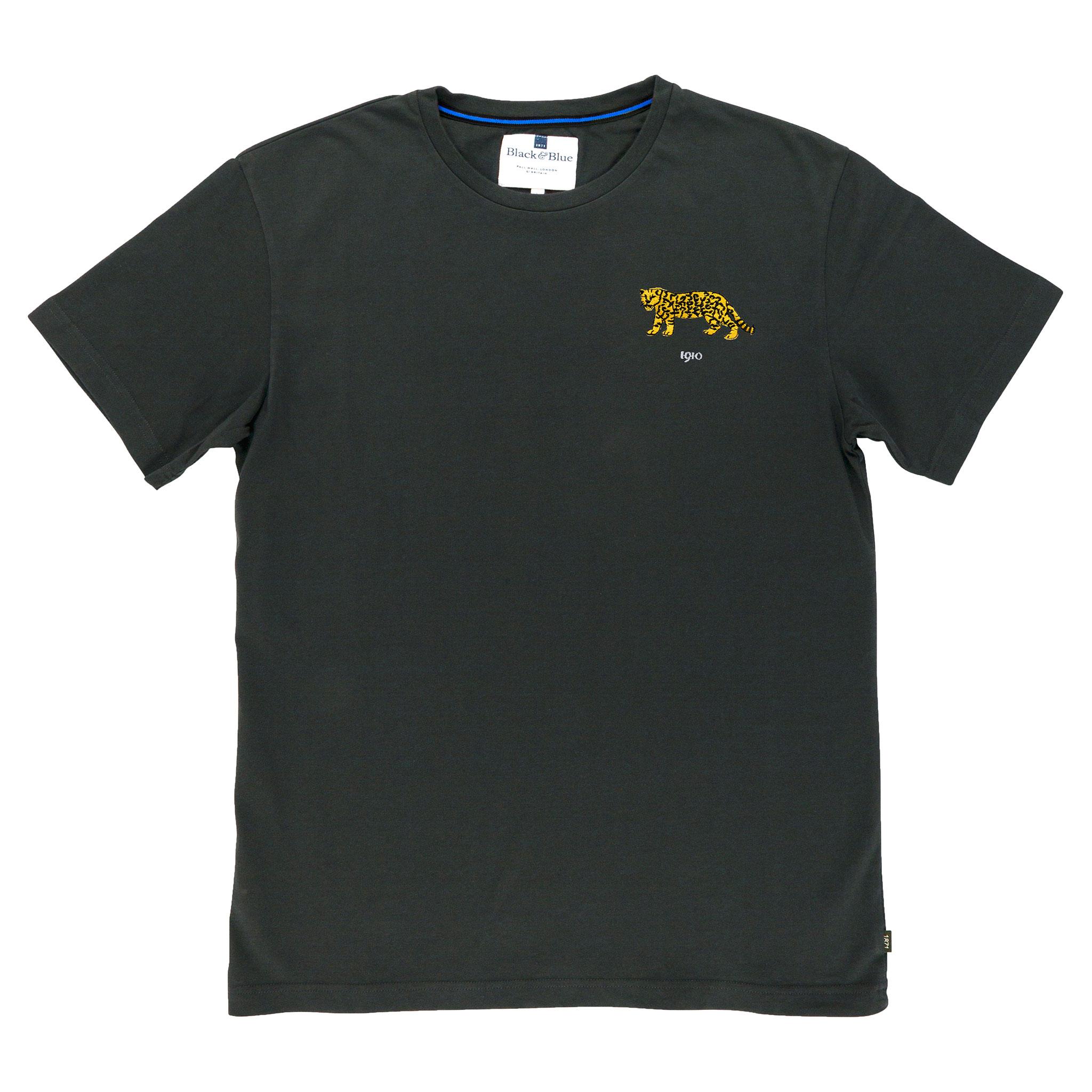 Argentina 1910 Asphalt T-Shirt_Front