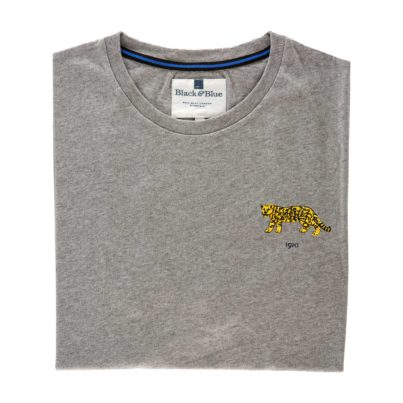 Argentina 1910 Grey T-Shirt_Folded