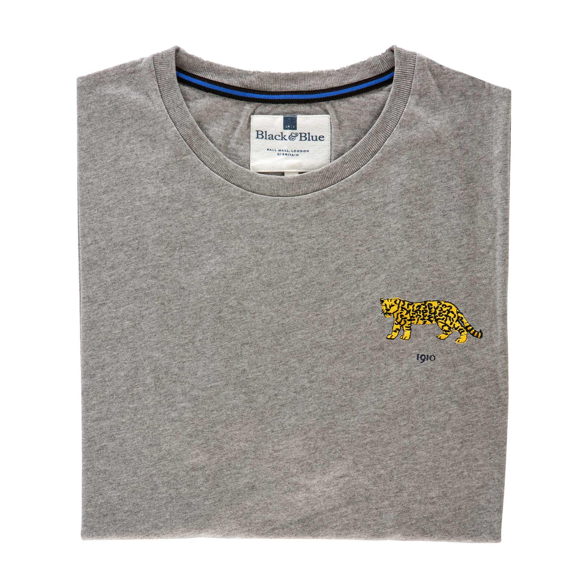 Argentina 1910 Grey T-Shirt_Folded