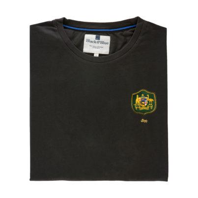 Australia 1899 Asphalt T-Shirt_Folded