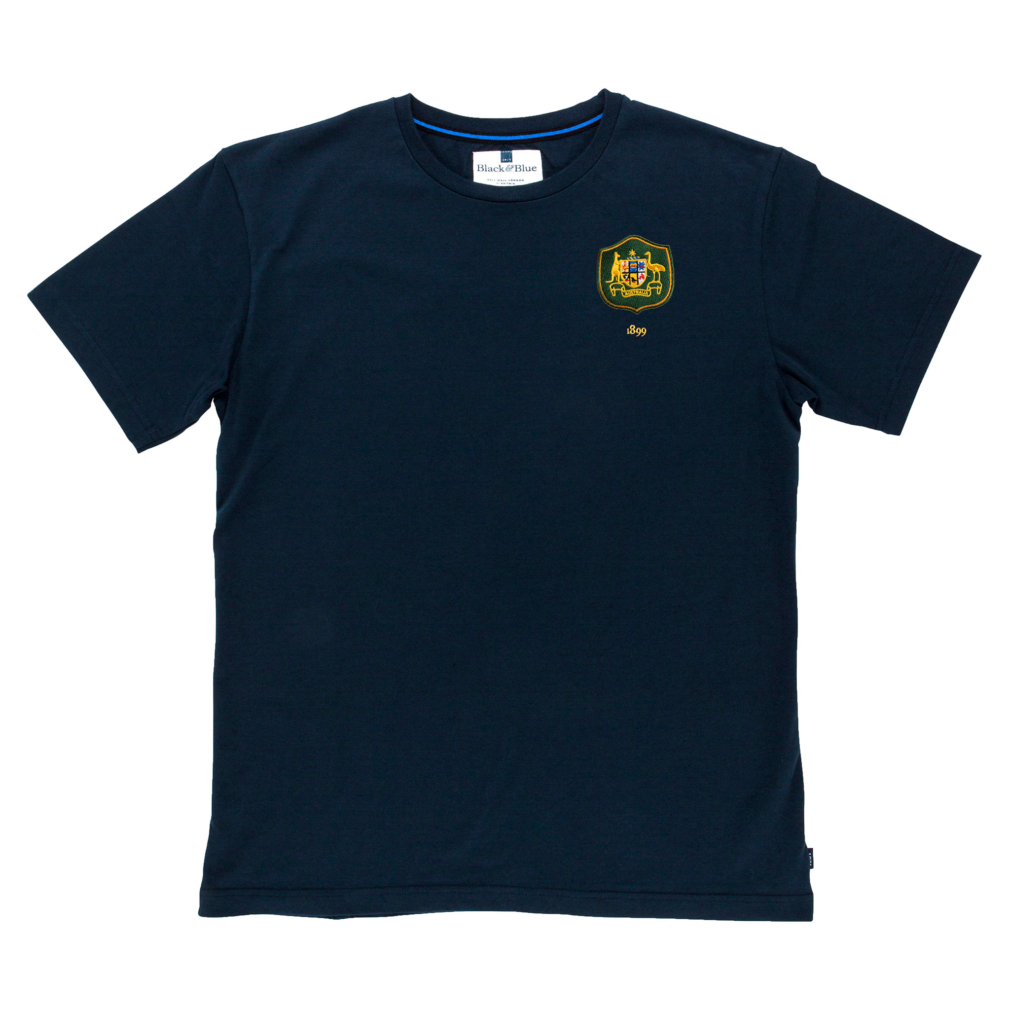 Australia 1899 Navy T-Shirt_Front
