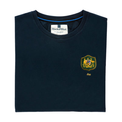 Australia 1899 Navy T-Shirt_Folded