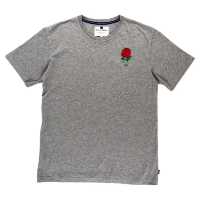 ENGLAND 1871 GREY T-SHIRT