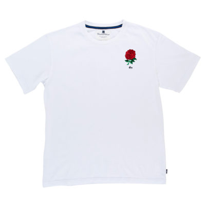 ENGLAND 1871 WHITE T-SHIRT