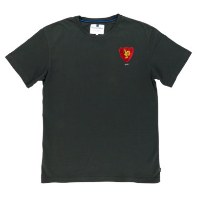 FRANCE 1906 ASPHALT T-SHIRT