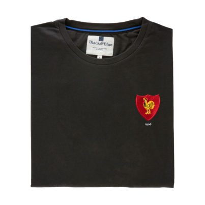 France 1906 Asphalt T-Shirt_Folded