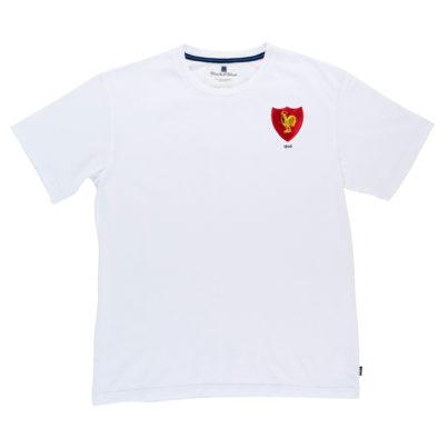 FRANCE 1906 WHITE T-SHIRT