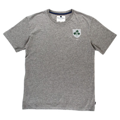 IRELAND 1875 GREY T-SHIRT