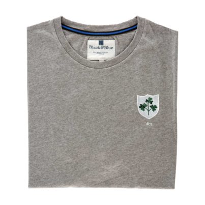Ireland 1875 Grey T-Shirt_Folded