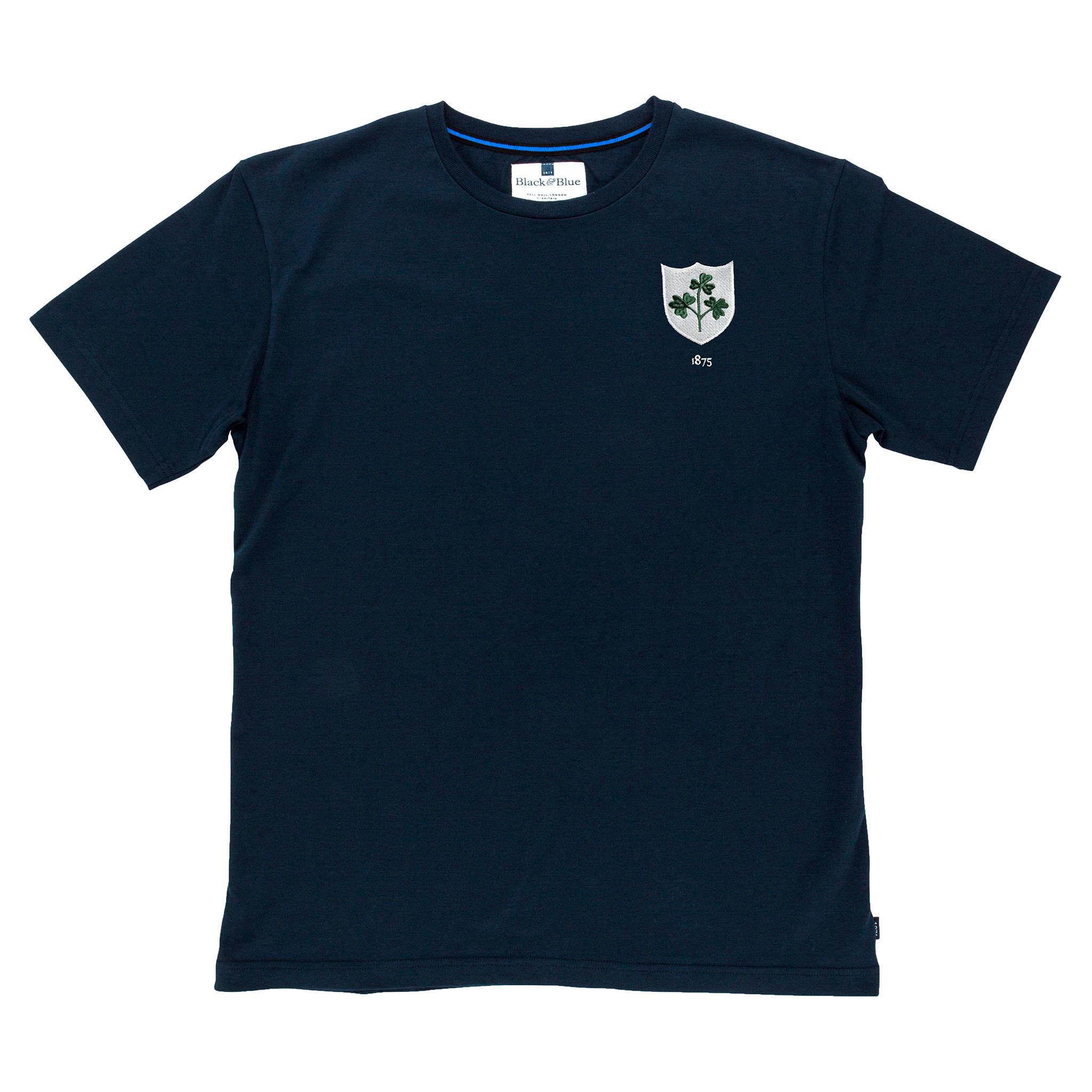 Ireland 1875 Navy T-Shirt_Front