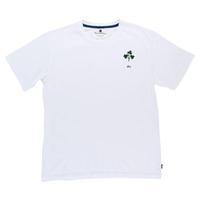 IRELAND 1875 WHITE T-SHIRT