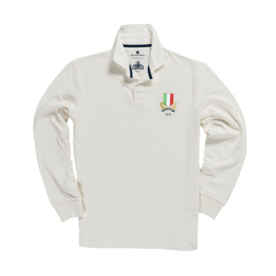 ITALY 1929 VINTAGE RUGBY SHIRT – AWAY