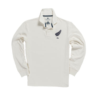 NEW ZEALAND 1884 RUGBY SHIRT – AWAY
