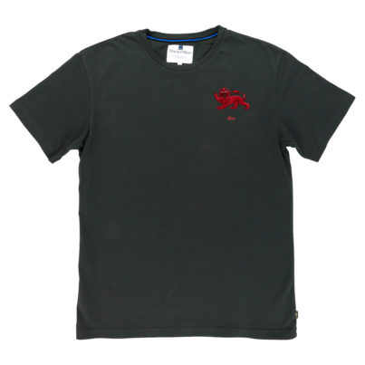 CAMBRIDGE 1872 ASPHALT T-SHIRT