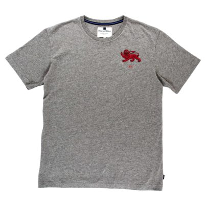 CAMBRIDGE 1872 GREY T-SHIRT