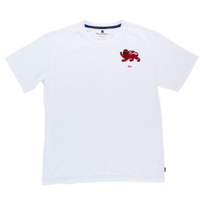 CAMBRIDGE 1872 WHITE T-SHIRT