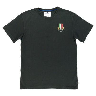 ITALY 1929 ASPHALT T-SHIRT