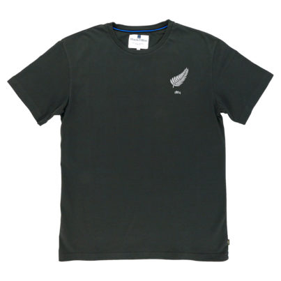 NEW ZEALAND 1884 ASPHALT T-SHIRT