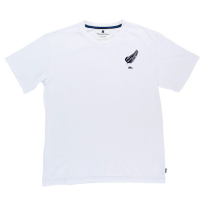NEW ZEALAND 1884 WHITE T-SHIRT