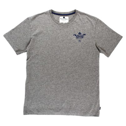 OXFORD 1872 GREY T-SHIRT