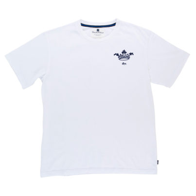 OXFORD 1872 WHITE T-SHIRT