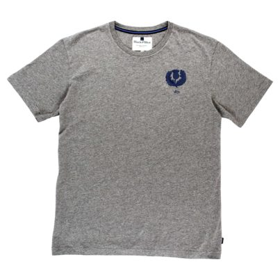 SCOTLAND 1871 GREY T-SHIRT