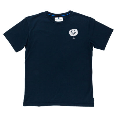 SCOTLAND 1871 NAVY T-SHIRT