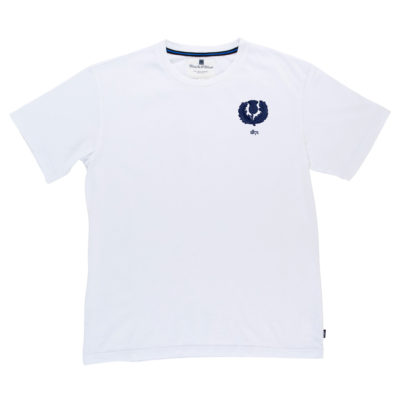 SCOTLAND 1871 WHITE T-SHIRT