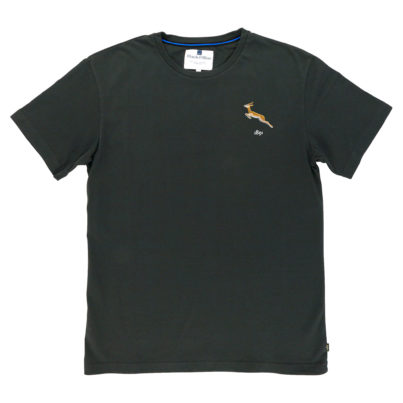 SOUTH AFRICA 1891 ASPHALT T-SHIRT