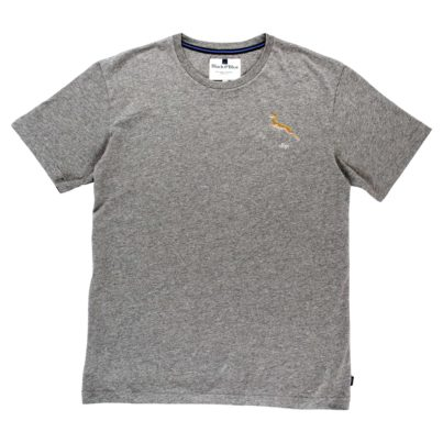SOUTH AFRICA 1891 GREY T-SHIRT