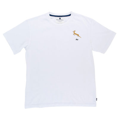 SOUTH AFRICA 1891 WHITE T-SHIRT