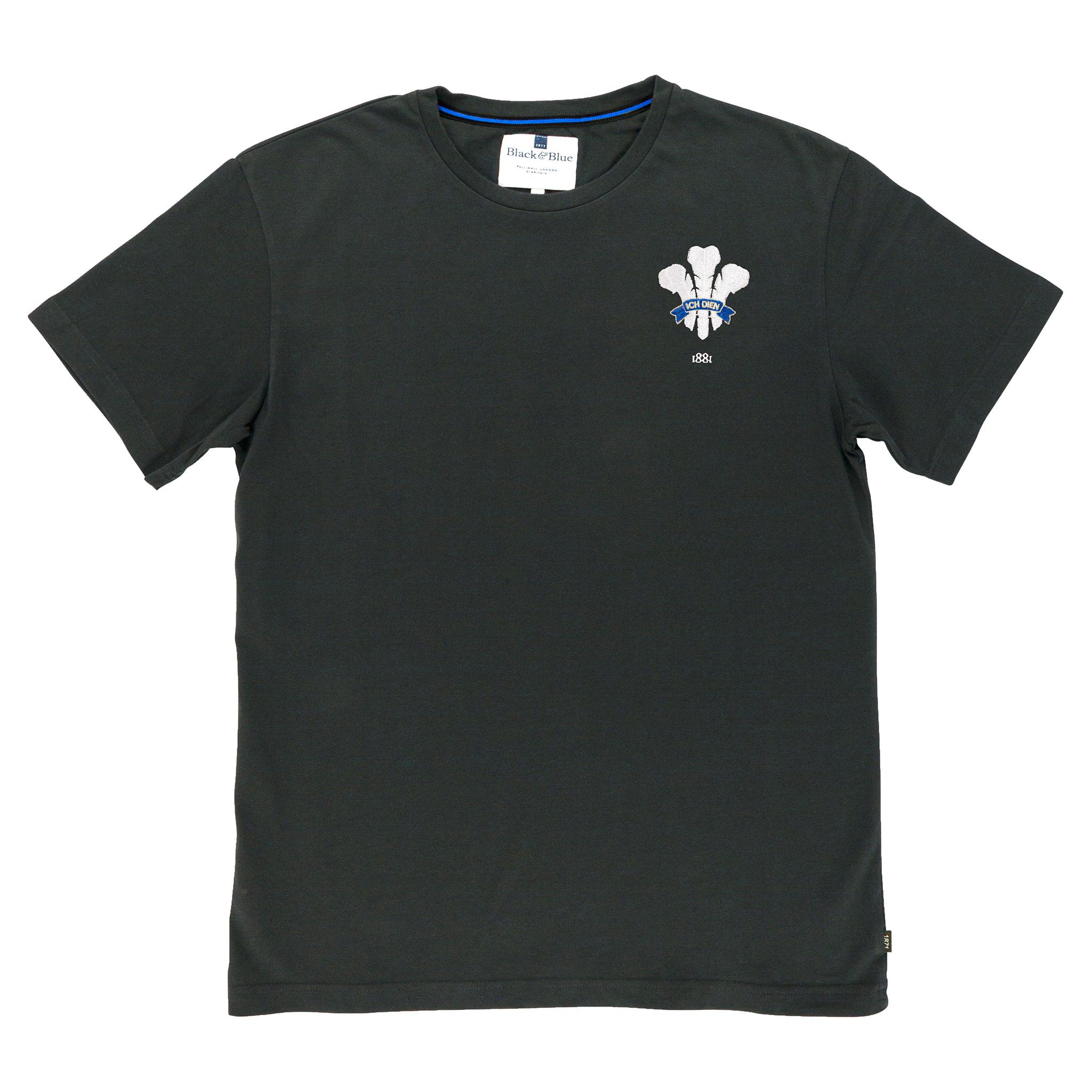 Wales 1881 Asphalt Tshirt_Front