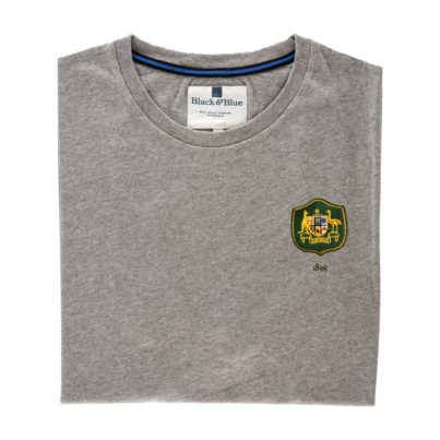 Australia 1899 Grey T-Shirt_Folded