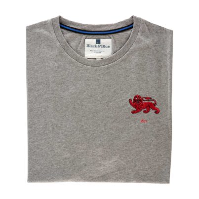 Cambridge 1872 Grey Tshirt_Folded
